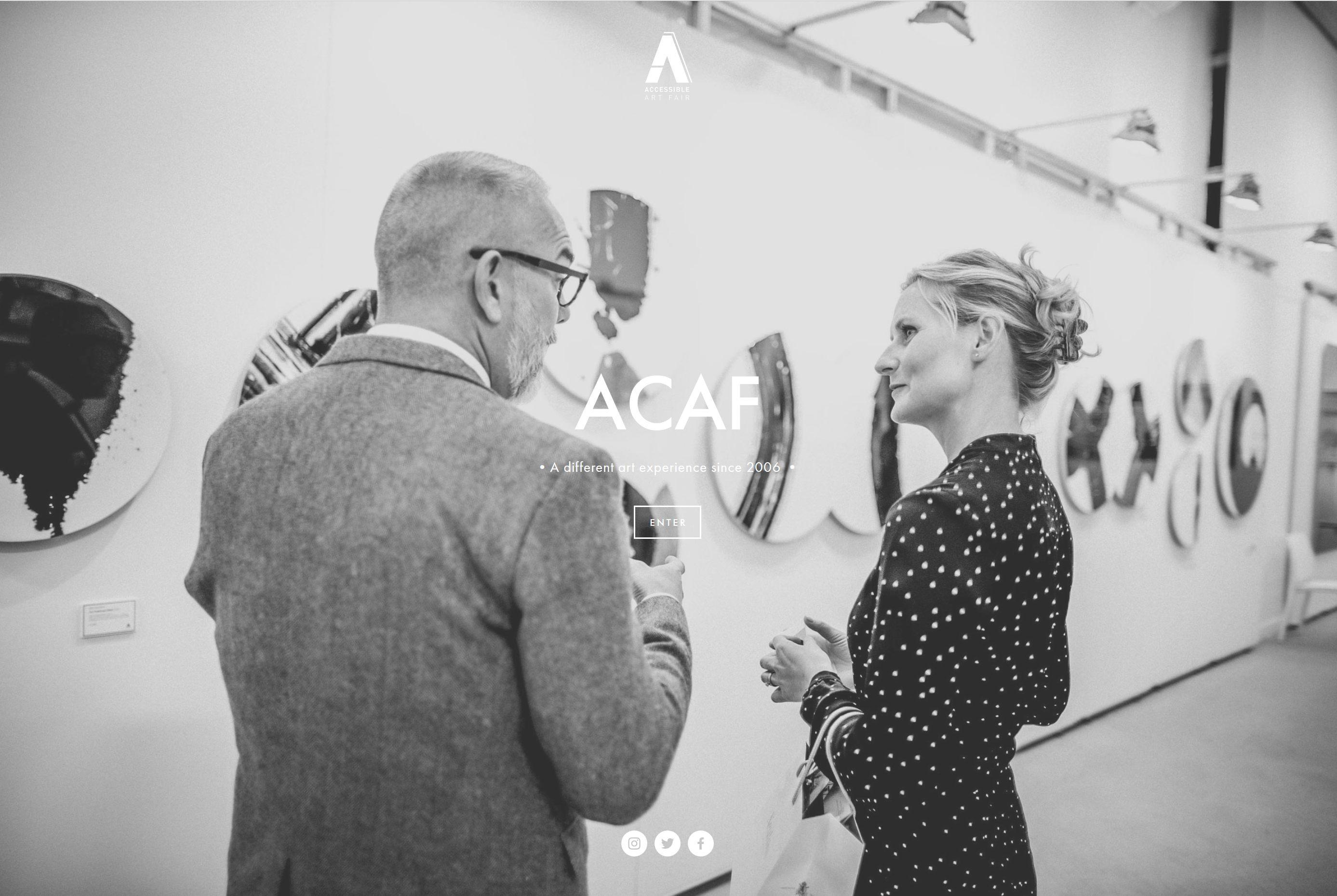 Logo Accessible Art Fair