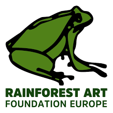 Logo - Rainforest Art Foundation Europe